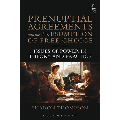Prenuptial Agreements and the Presumption of Free Choice (BOK)