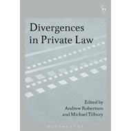 Divergences in Private Law (BOK)