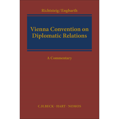 Vienna Convention on Diplomatic Relations (BOK)