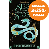 Produktbilde for Shadow and Bone: Siege and Storm - Book 2 (BOK)