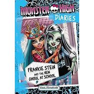 Frankie Stein and the New Ghoul at School (BOK)