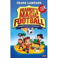 Frankie's Magic Football: Summer Holiday Showdown (BOK)