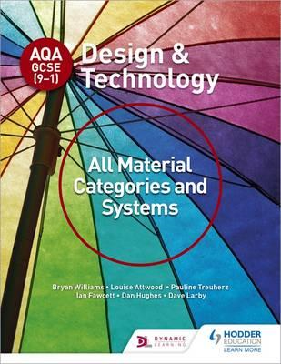 AQA GCSE (9-1) Design and Technology: All Material Categorie (BOK)