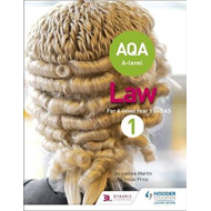 AQA A-level Law for Year 1/AS (BOK)