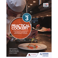 Practical Cookery for the Level 3 Advanced Technical Diploma (BOK)