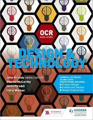 OCR Design and Technology for AS/A Level (BOK)