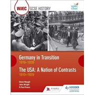 WJEC GCSE History Germany in Transition, 1919-1939 and the U (BOK)