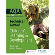 AQA Level 1/2 Technical Award in Children's Learning and Dev (BOK)