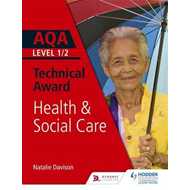 AQA Level 1/2 Technical Award in Health and Social Care (BOK)