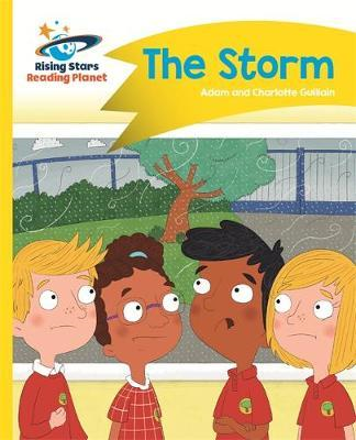Reading Planet - The Storm - Yellow: Comet Street Kids (BOK)