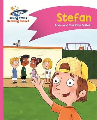 Reading Planet - Stefan - Pink B: Comet Street Kids (BOK)