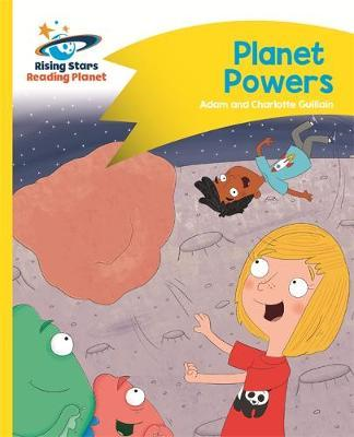 Reading Planet - Planet Powers - Yellow: Comet Street Kids (BOK)