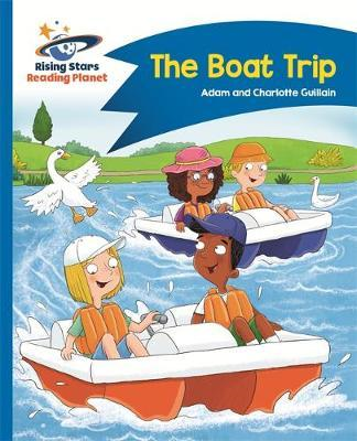Reading Planet - The Boat Trip - Blue: Comet Street Kids (BOK)
