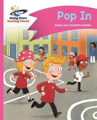 Reading Planet - Pop In - Pink A: Comet Street Kids (BOK)