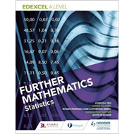 Edexcel A Level Further Mathematics Statistics (BOK)
