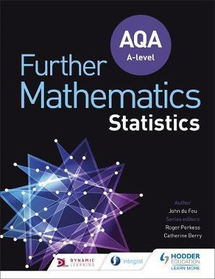 AQA A Level Further Mathematics Statistics (BOK)