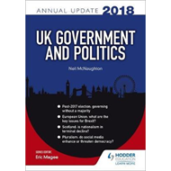 UK Government & Politics Annual Update 2018 (BOK)