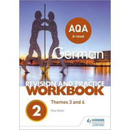 AQA A-level German Revision and Practice Workbook: Themes 3 (BOK)