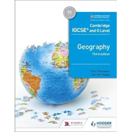Cambridge IGCSE and O Level Geography 3rd edition (BOK)