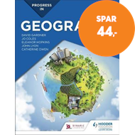 Produktbilde for Progress in Geography: Key Stage 3 (BOK)