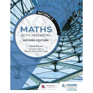 National 5 Maths with Answers: Second Edition (BOK)