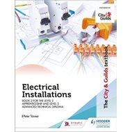 The City & Guilds Textbook:Book 2 Electrical Installations f (BOK)