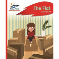 Reading Planet - The Flat - Red B: Rocket Phonics (BOK)