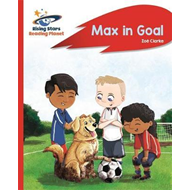 Reading Planet - Max in Goal - Red B: Rocket Phonics (BOK)