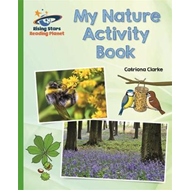 Reading Planet - My Nature Activity Book - Green: Galaxy (BOK)