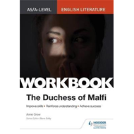 AS/A-level English Literature Workbook: The Duchess of Malfi (BOK)