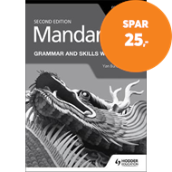 Produktbilde for Mandarin B for the IB Diploma Grammar and Skills Workbook (BOK)