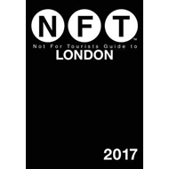 Not For Tourists Guide to London 2017 (BOK)