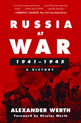 Russia at War, 1941-1945 (BOK)