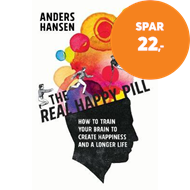 Produktbilde for The Real Happy Pill - Power Up Your Brain by Moving Your Body (BOK)