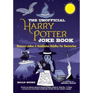 Produktbilde for The Unofficial Harry Potter Joke Book: Raucous Jokes and Riddikulus Riddles for Ravenclaw (BOK)