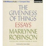 Givenness of Things (BOK)