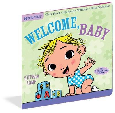 Indestructibles: Welcome, Baby (BOK)