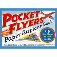 Pocket Flyers Paper Airplane Book (BOK)