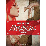 Art of Red Sonja Volume 2 (BOK)