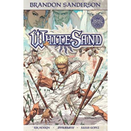 Brandon Sanderson's White Sand Volume 1 (Signed Limited Edit (BOK)