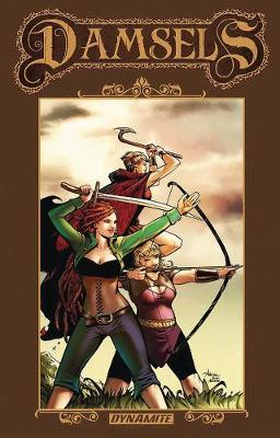 Damsels Volume 2 (BOK)