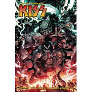 KIss: The Elder Vol 01: World Without Sun (BOK)