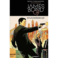 Produktbilde for James Bond: Hammerhead (BOK)