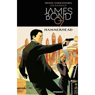 Produktbilde for James Bond Hammerhead TPB (BOK)