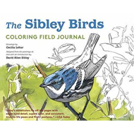 Sibley Birds Coloring Book (BOK)