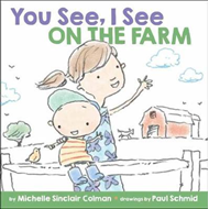You See, I See On The Farm (BOK)