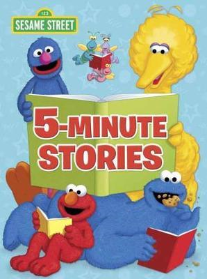 Sesame Street 5-Minute Stories (BOK)