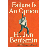 Produktbilde for Failure Is An Option - An Attempted Memoir (BOK)