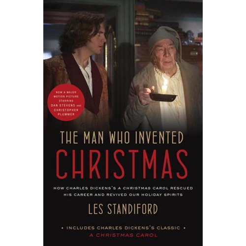 Man Who Invented Christmas (BOK)