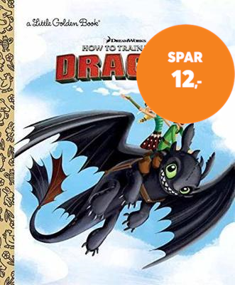 LGB Dreamworks How To Train Your Dragon (BOK)